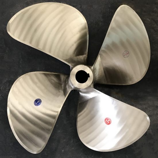 marine screw propeller